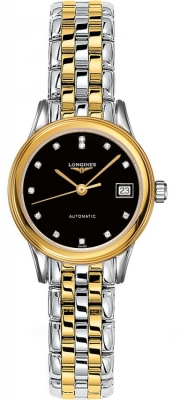Longines Flagship Automatic 26mm L4.274.3.57.7