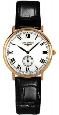 Longines Flagship Heritage L4.291.8.21.2
