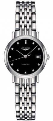 Longines Elegant Automatic 25.5mm L4.309.4.57.6