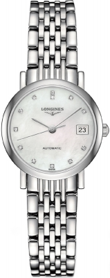Longines Elegant Automatic 25.5mm L4.309.4.87.6