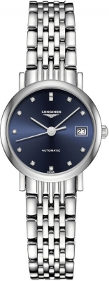 Longines Elegant Automatic 25.5mm L4.309.4.97.6