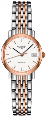 Longines Elegant Automatic 25.5mm L4.309.5.12.7