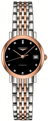 Longines Elegant Automatic 25.5mm L4.309.5.57.7