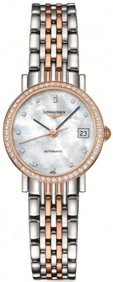 Longines Elegant Automatic 25.5mm L4.309.5.88.7