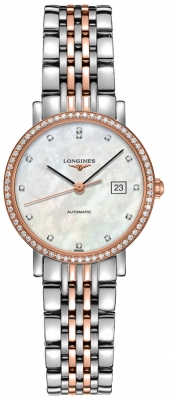 Longines Elegant Automatic 29mm L4.310.5.88.7