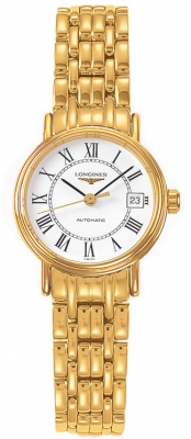 Longines Presence Automatic 25.5mm L4.321.2.11.8