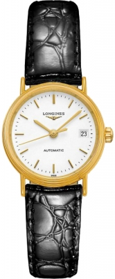 Longines Presence Automatic 25.5mm L4.321.2.12.2