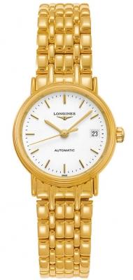 Longines La Grande Classique Presence Automatic L4.321.2.12.8