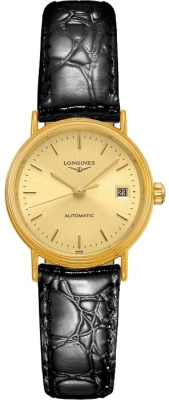 Longines Presence Automatic 25.5mm L4.321.2.32.2