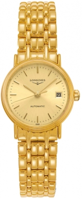 Longines Presence Automatic 25.5mm L4.321.2.32.8