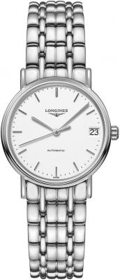 Longines Presence Automatic 30mm L4.322.4.12.6