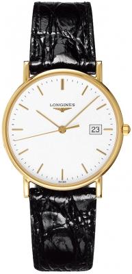 Longines Presence Quartz L4.743.6.12.0