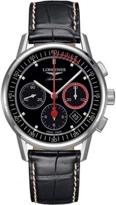 Longines Heritage Chronograph L4.754.4.52.3