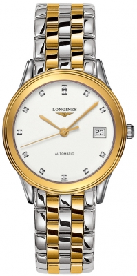 Longines Flagship Automatic 35.6mm L4.774.3.27.7