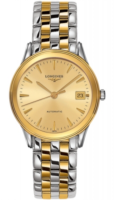 Longines Flagship Automatic 35.6mm L4.774.3.32.7