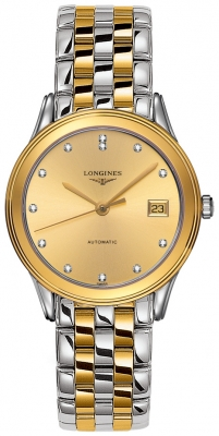 Longines Flagship Automatic 35.6mm L4.774.3.37.7
