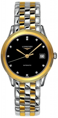 Longines Flagship Automatic 35.6mm L4.774.3.57.7