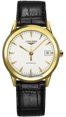 Longines Flagship Automatic 35.6mm L4.774.6.22.2