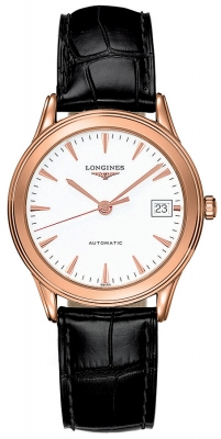 Longines Flagship Automatic 35.6mm L4.774.8.22.2