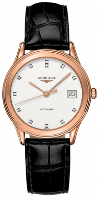 Longines Flagship Automatic 35.6mm L4.774.8.27.2