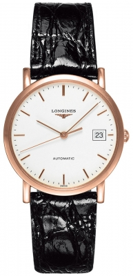 Longines Elegant Automatic 34.5mm L4.778.8.12.0