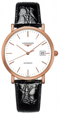 Longines Elegant Automatic 37mm L4.787.8.12.0