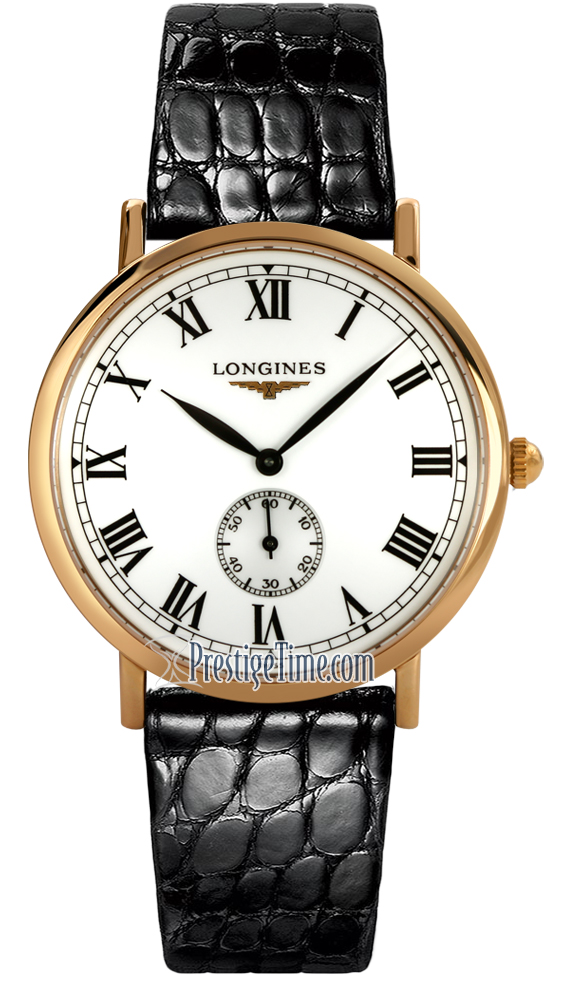 Longines L4.791.8.21.2 Flagship Heritage Mens Watches