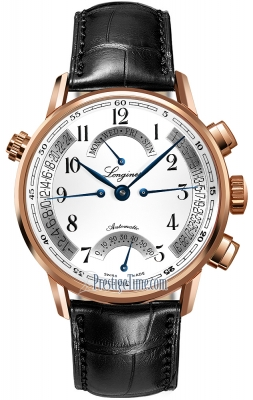 Longines Heritage Retrograde L4.797.8.23.2