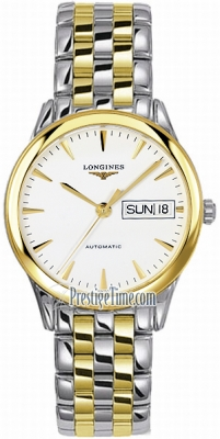 Longines Flagship Automatic Day Date L4.799.3.22.7