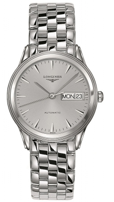 Longines Flagship Automatic Day Date 35.6mm L4.799.4.72.6