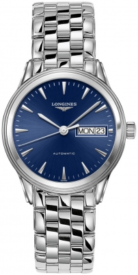 Longines Flagship Automatic Day Date 35.6mm L4.799.4.92.6