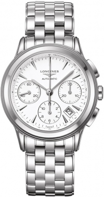 Longines Flagship Automatic Chronograph L4.803.4.12.6