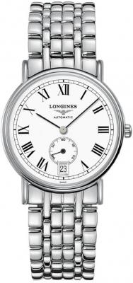 Longines Presence Automatic 34.5mm L4.804.4.11.6