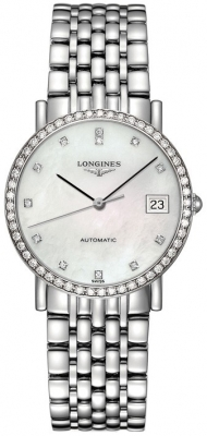 Longines Elegant Automatic 34.5mm L4.809.0.87.6