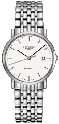 Longines Elegant Automatic 34.5mm L4.809.4.12.6