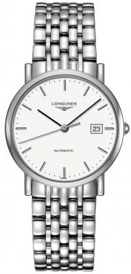 Longines Elegant Automatic 34.5mm L4.809.4.12.6