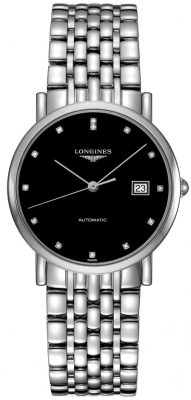 Longines Elegant Automatic 34.5mm L4.809.4.57.6