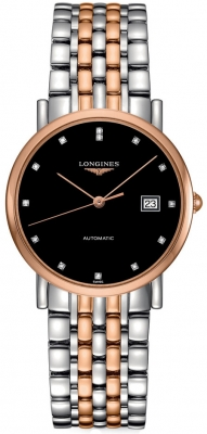Longines Elegant Automatic 34.5mm L4.809.5.57.7