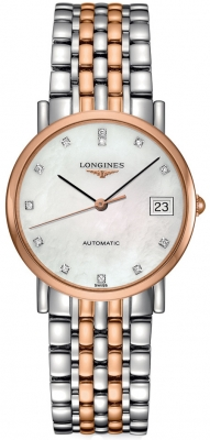 Longines Elegant Automatic 34.5mm L4.809.5.87.7