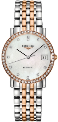 Longines Elegant Automatic 34.5mm L4.809.5.88.7