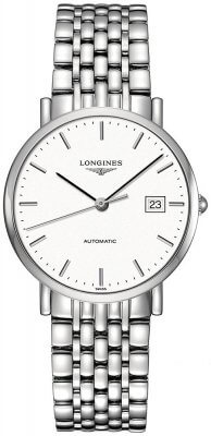 Longines Elegant Automatic 37mm L4.810.4.12.6