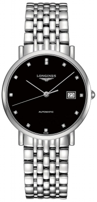 Longines Elegant Automatic 37mm L4.810.4.57.6