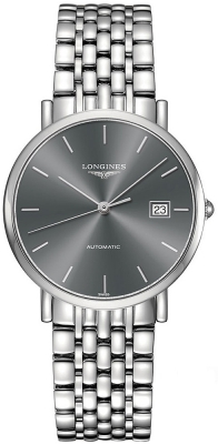 Longines Elegant Automatic 37mm L4.810.4.72.6