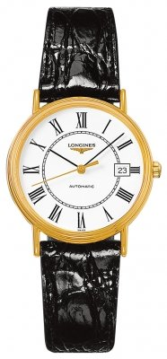 Longines Presence Automatic 34.5mm L4.821.2.11.2