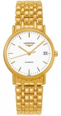 Longines Presence Automatic L4.821.2.12.8