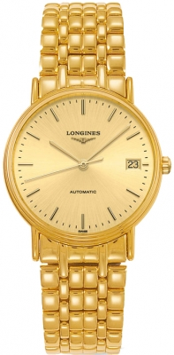 Longines Presence Automatic 34.5mm L4.821.2.32.8
