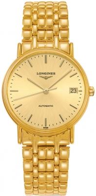 Longines Presence Automatic L4.821.2.32.8