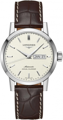 Longines Heritage Classic L4.827.4.92.2