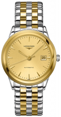 Longines Flagship Automatic 38.5mm L4.874.3.32.7