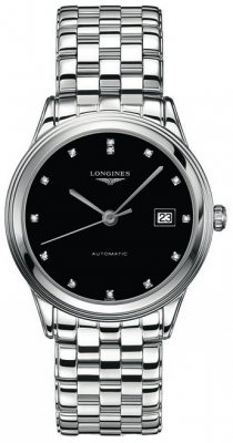 Longines Flagship Automatic 38.5mm L4.874.4.57.6